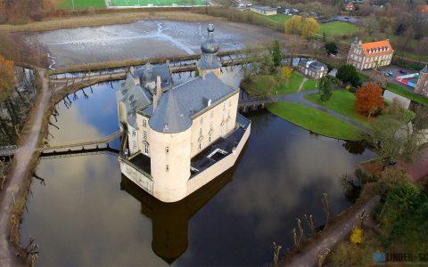 Gewässerstrecken Burg Gemen