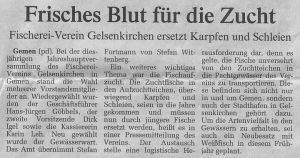 Borkener Zeitung 20.01.2009