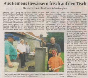 Borkener Zeitung 18.08.2011