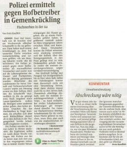 Borkener Zeitung 10.06.2015