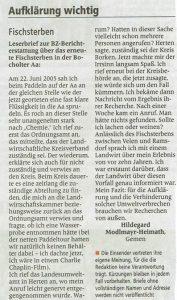 Borkener Zeitung 23.06.2015