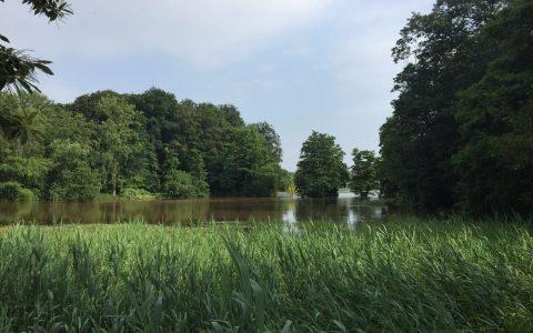 Aa-Hochwasser 24.06.2016